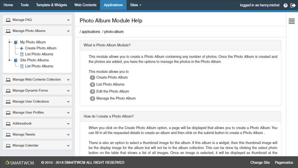 pagematics-manage-photo-albam